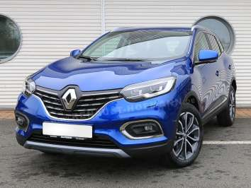 Renault Kadjar Reimport Limited Iron-Blau-Metallic