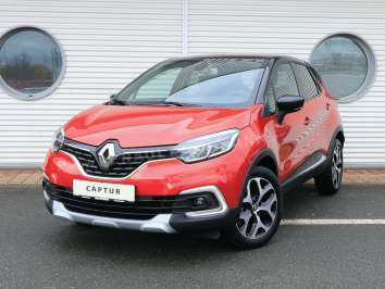 Renault Captur Tageszulassung Collection Dezir-Rot-Metallic