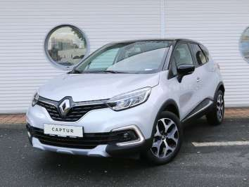 Renault Captur Tageszulassung Collection Platin-Grau-Metallic