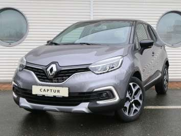 Renault Captur Tageszulassung Collection Stahlgrau-Metallic