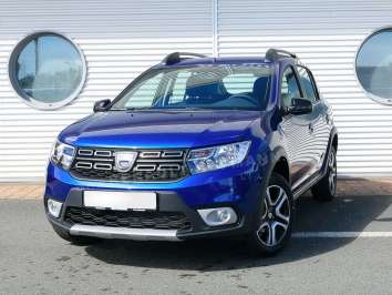 Dacia Sandero EU-Import Celebration Iron-Blau-Metallic