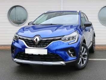 Renault Captur 2 Tageszulassung Edition One  Aquamarin-Blau-Metallic